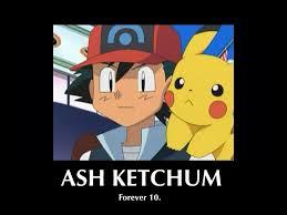 Episode 1: As a mystical golden pokemon flies overhead, Ash ...