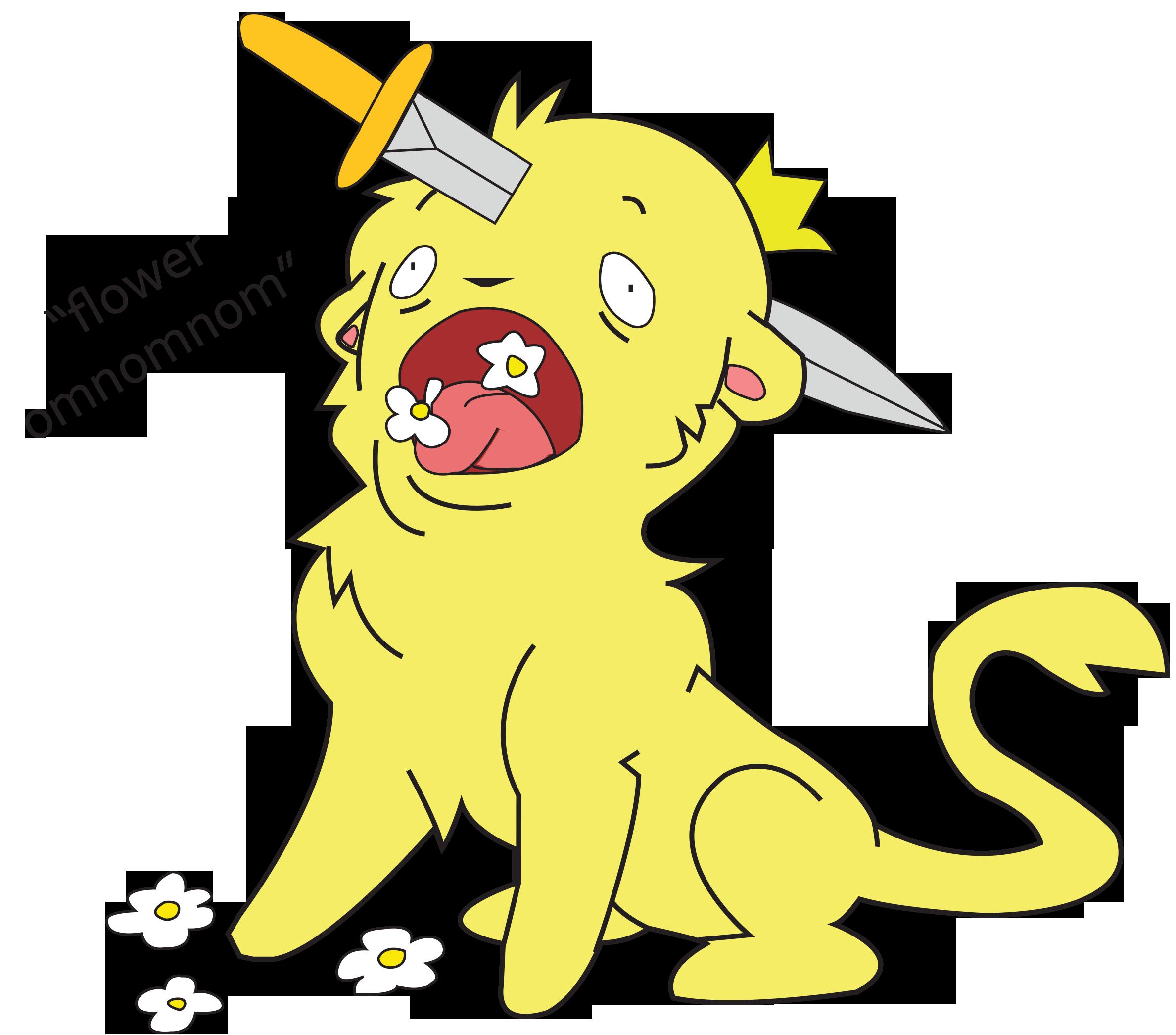 retard lion