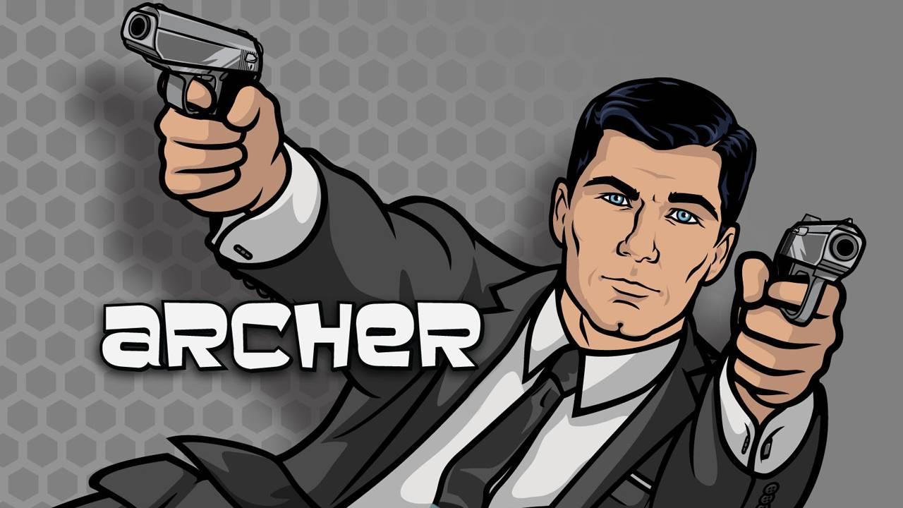 Archer Top Gun Wallpaper Kenny Loggins Archer