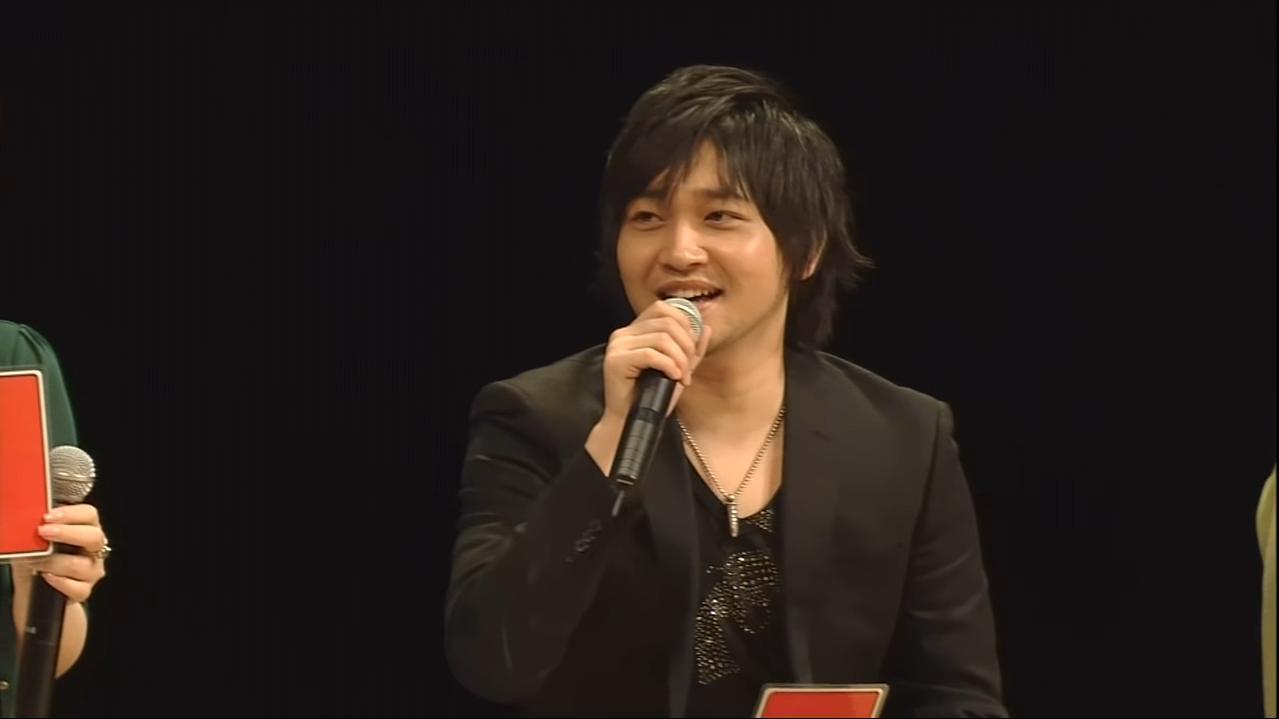 Nakamura Yuuichi about Yuuichi Nakamura