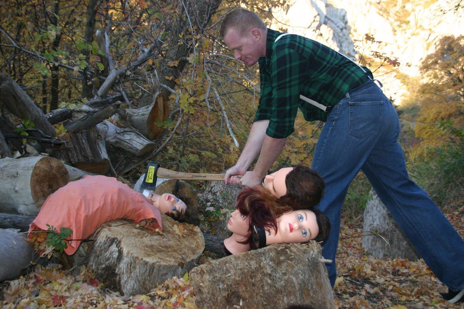 Lumberjack Porn 88