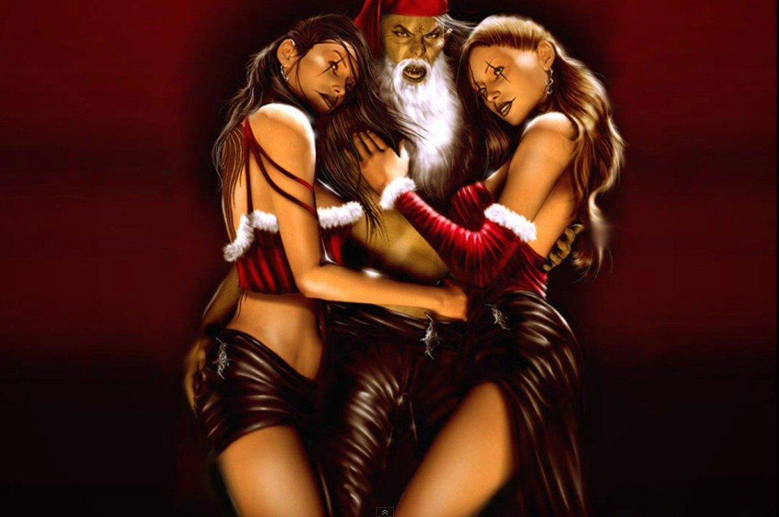 Christmas young pics porn fucking girl