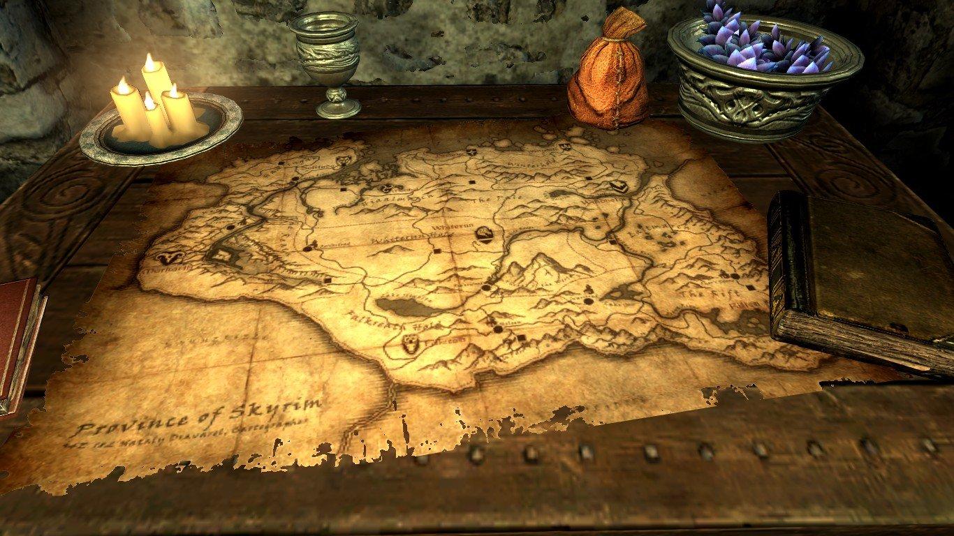 Выяснить где находится древний свиток в скайрим