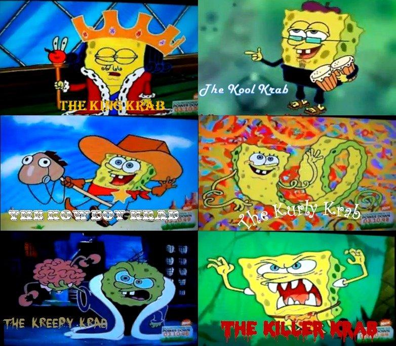 Killer spongebob