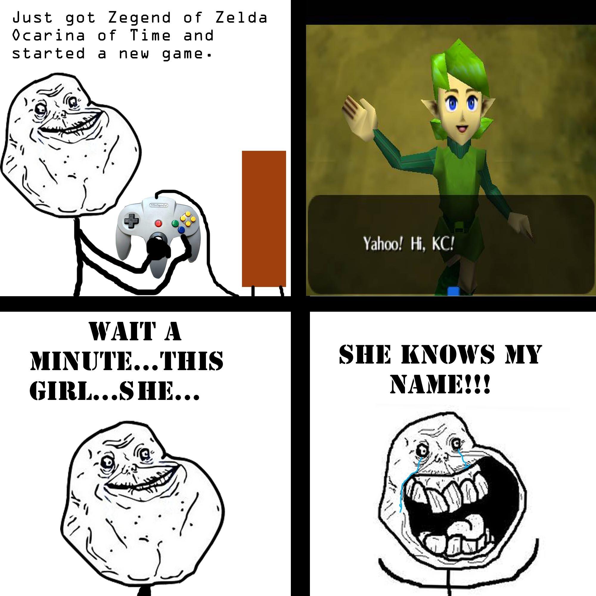 Zelda Forever Descargar B