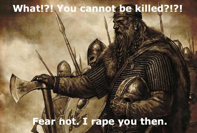 Viking Pussy 28