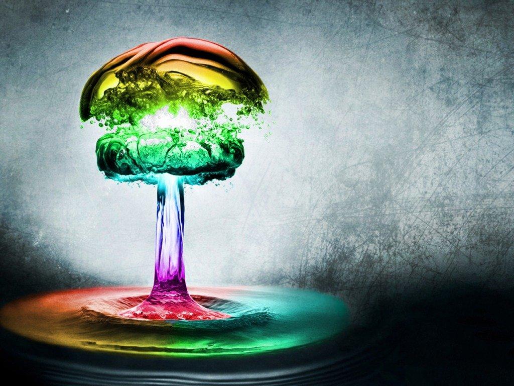 Water Drop Color