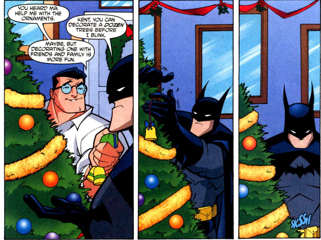Batman christmas tree ornaments - Comicsbatman And Christmas