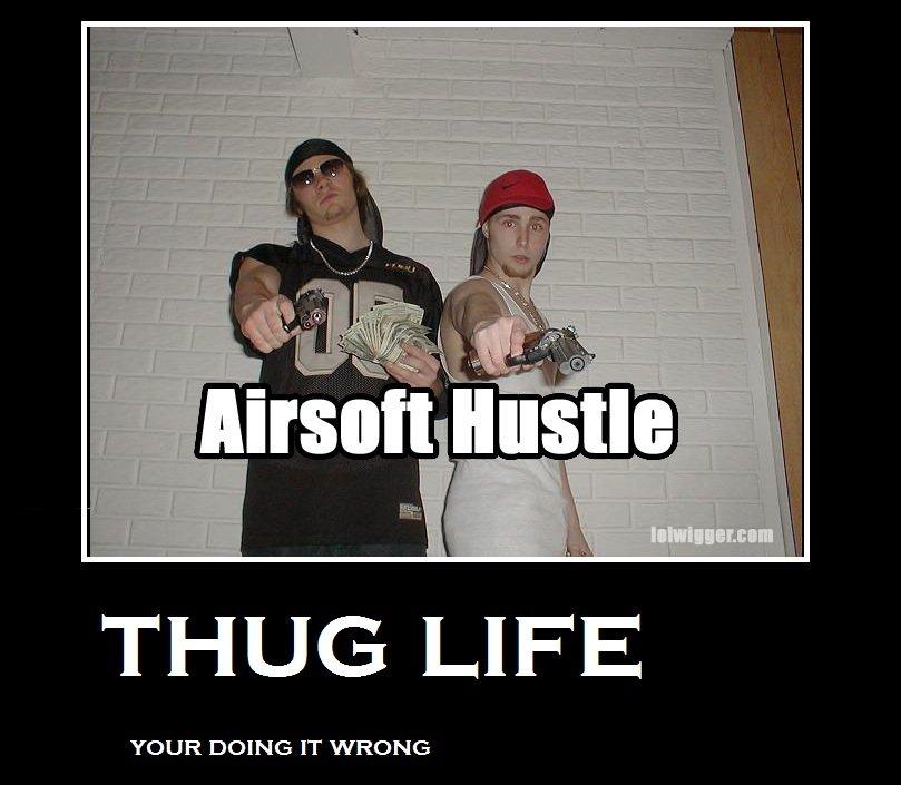 Thug Life Drawing Thug Life