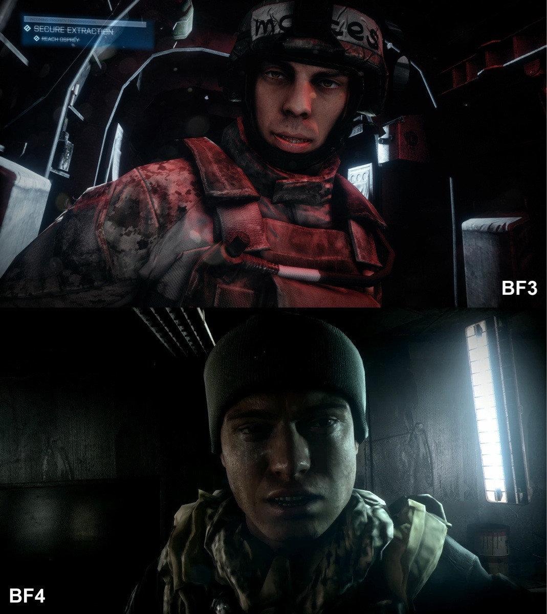 BF3 vs BF4