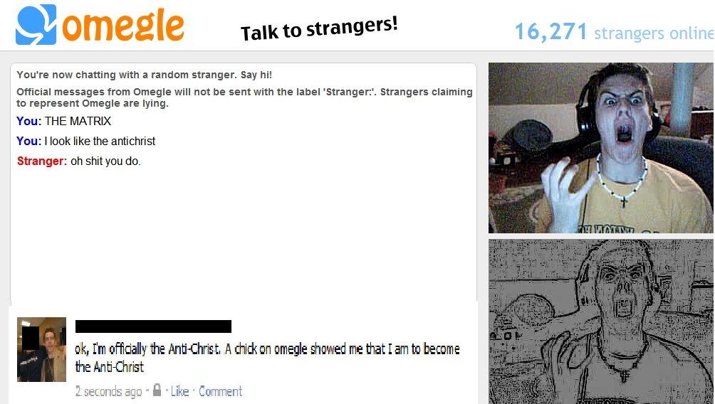 stranger chat