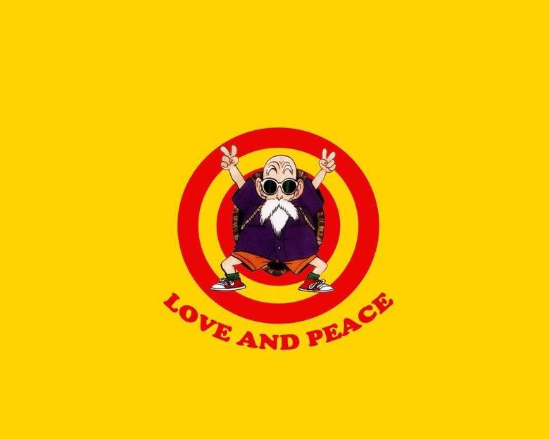 亀. 亀.. Love and peace