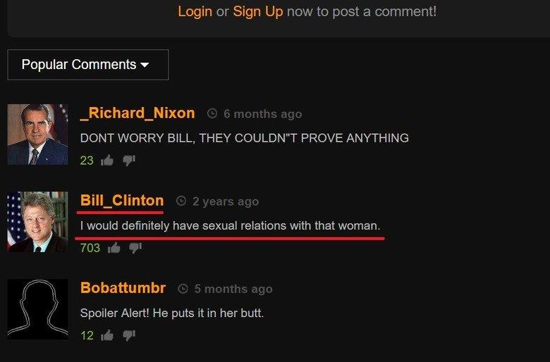 Porn Comment 4