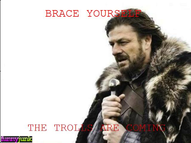 1. April. . BRAC/ E YOU. expecting this revelation tomorrow.