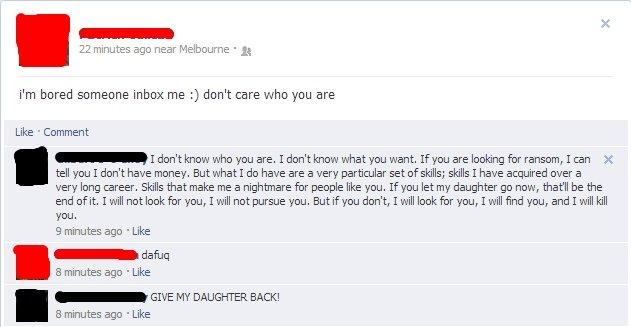 (1) Facebook. .