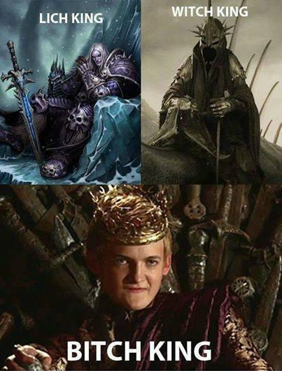 3 Kings. Not oc. KING. Stitch King