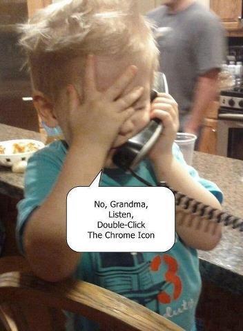 ...... . NE}, Grandma, Listen, The '' 2 Icon. I noticed your username
