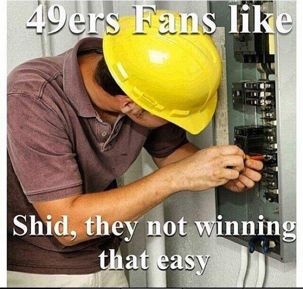 49ers. .. shid