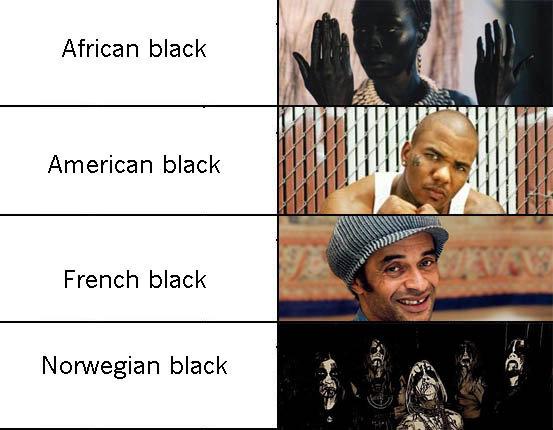 4E 49 47 47 45 52. . . . . . . Repost.... African black American black French black Norwegian black. Asian black of mine
