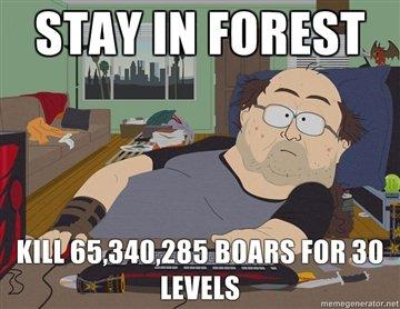 65,340,285 boars. kill em all.