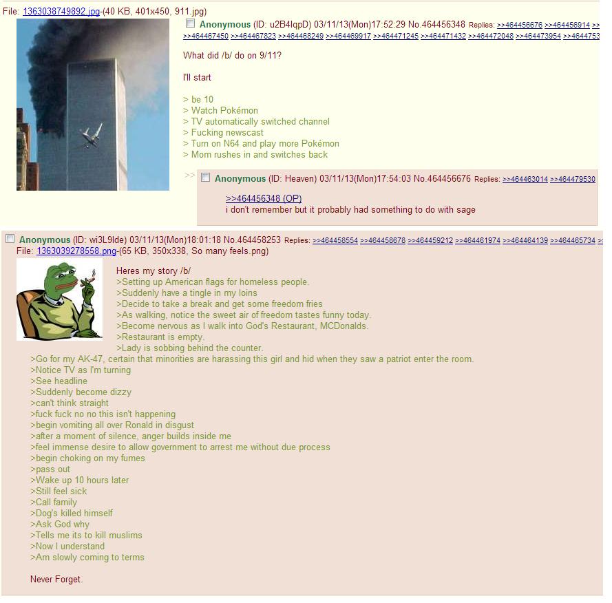 9/11. .