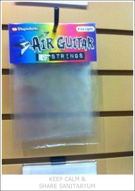 9 gauge d 39 addario air guitar strings. Black Bedroom Furniture Sets. Home Design Ideas