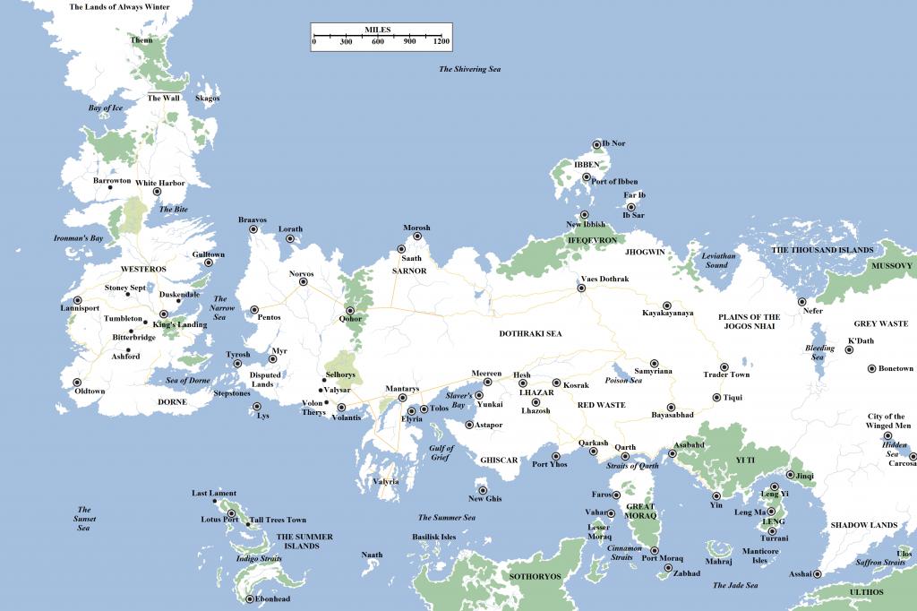 Got World Map