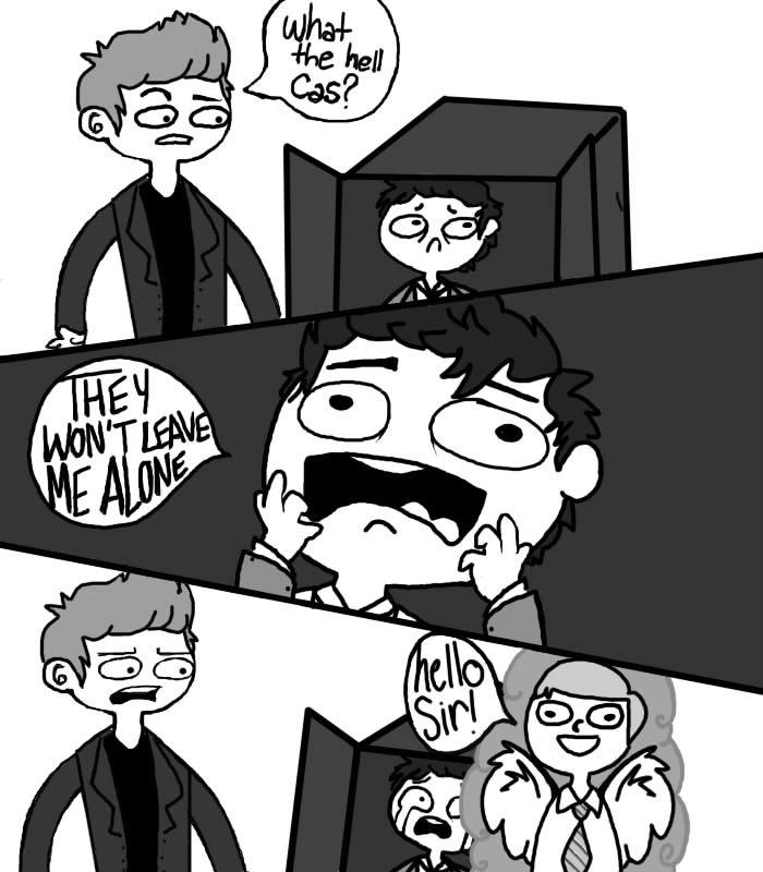 funny supernatural tumblr posts