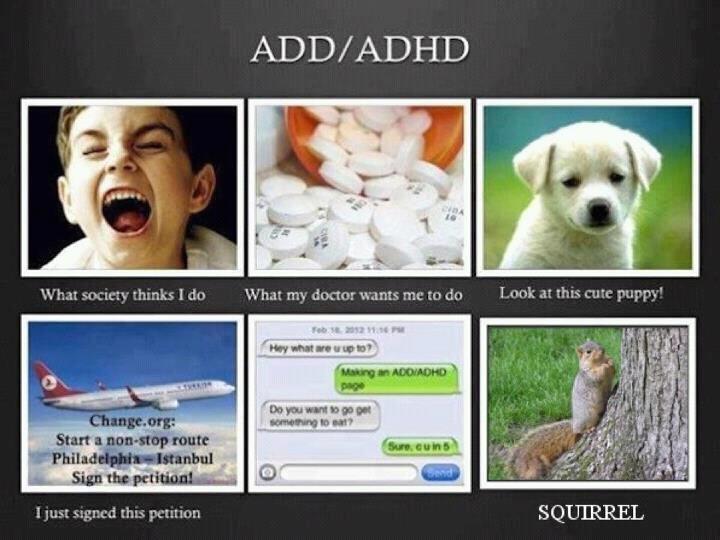 ADD/ADHD. . ADD/ ADHD