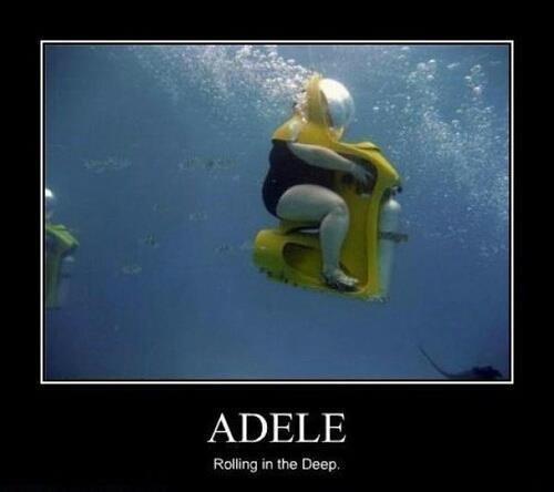 adele. . ADELE Railing in me Dean.