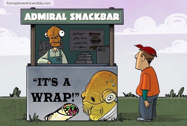 Admiral snackbar. via . Naim ADMIRAL. >its a trap