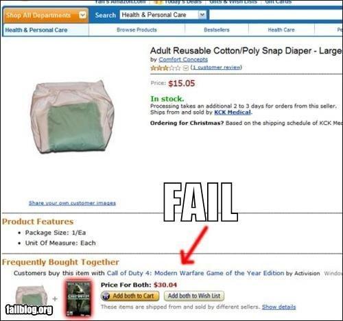 Adult Diapers. .. ewwwwwww