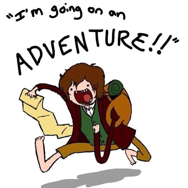 Adventure. .