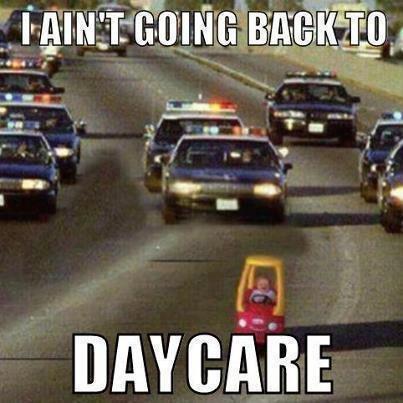 AIN'T GOIN' BACK!!!!!!. .