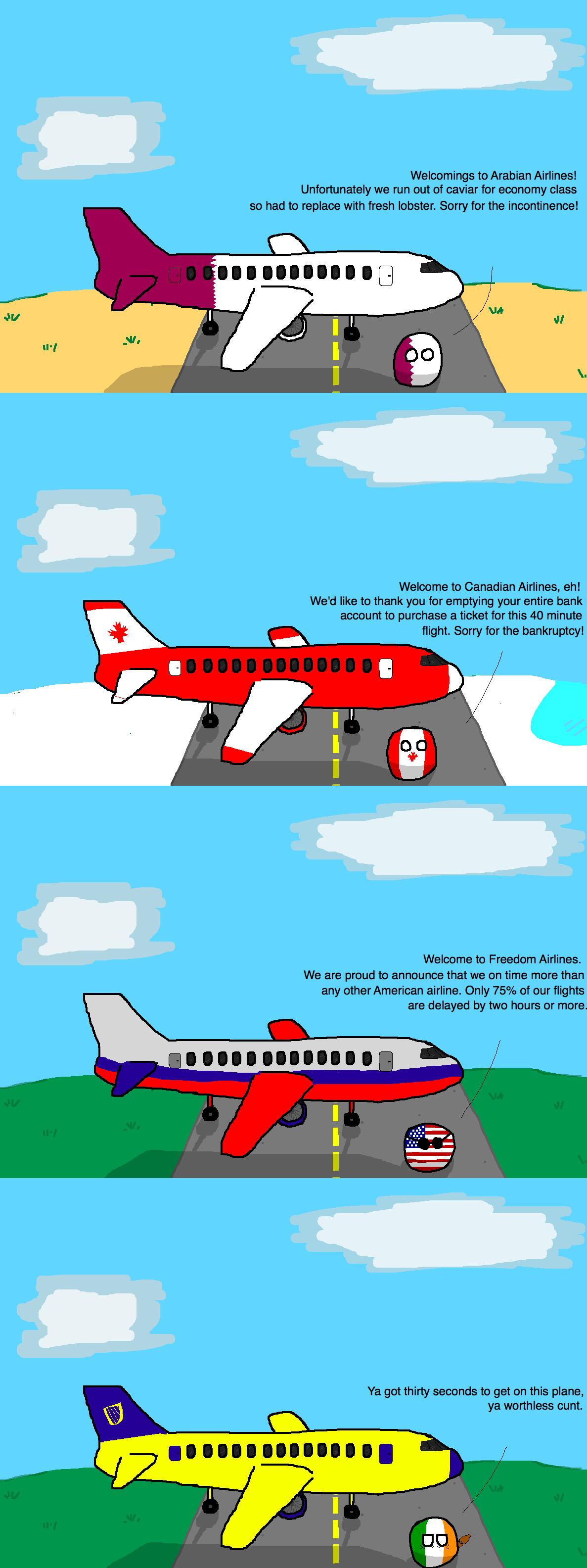 Polandball Comics Airplanes+and+Aeroplanes.+r+polandball_d2b5c1_4904890