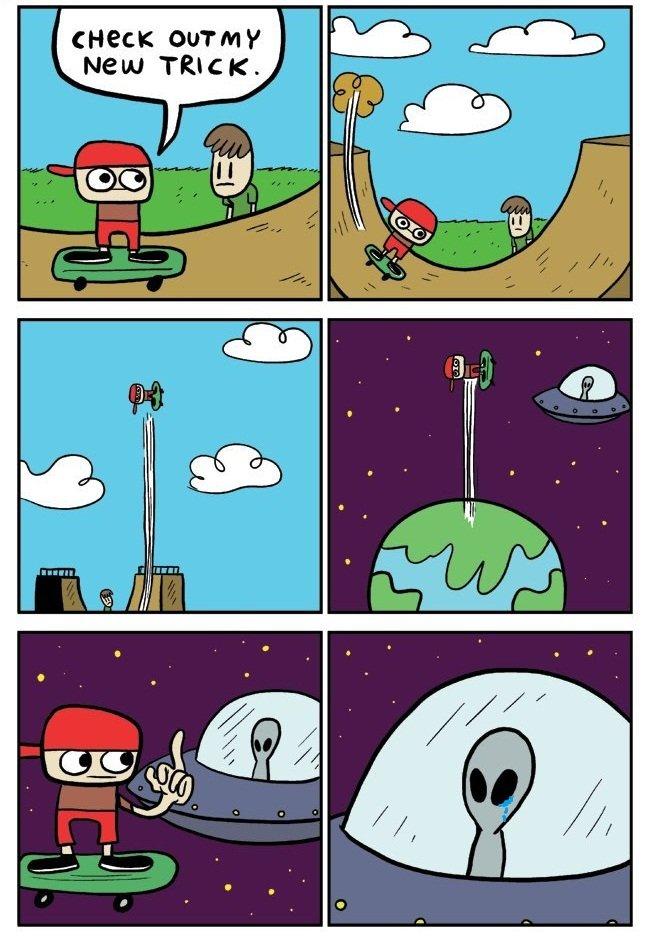 Aliens. .