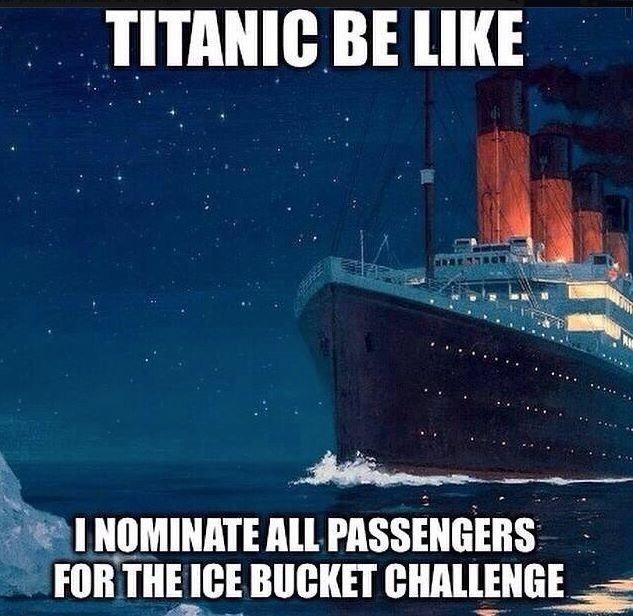 #ALSicebucketchallange. .