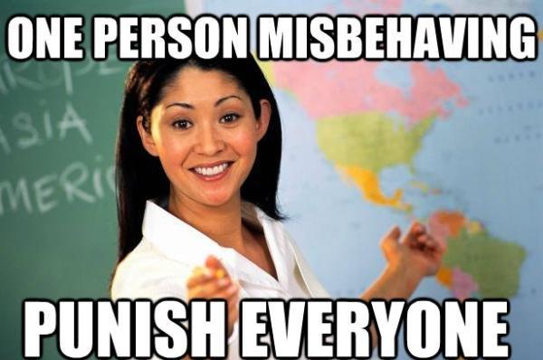 always pisses me off. .