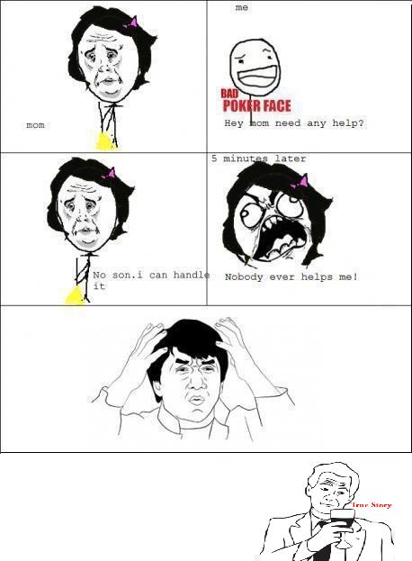 Am i right?. .. comic, true story.