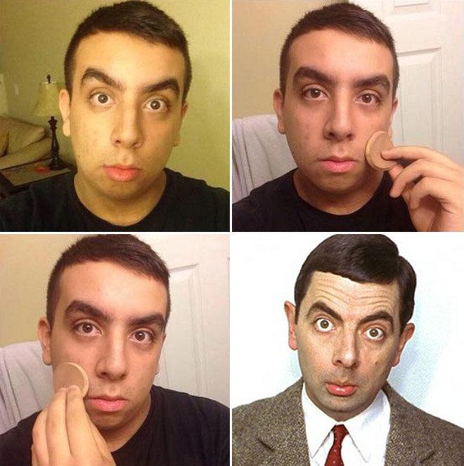 amazing makeup transformations. .