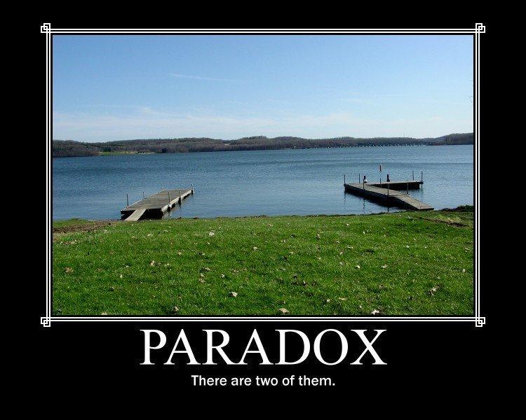 paradox blog