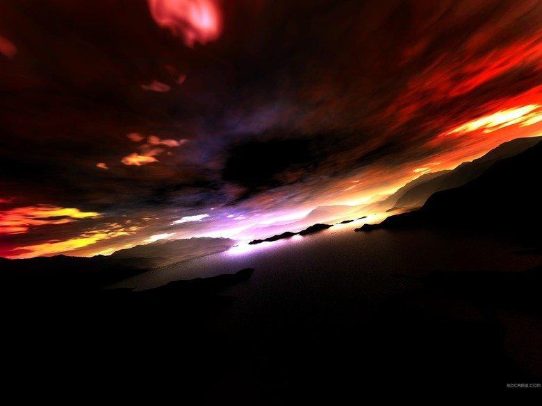 Ambient sky. My current background.. wooooooooooooowow