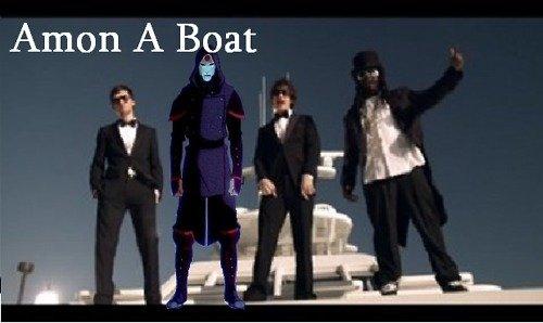 Random Meme's Amon+a+boat.+these+are+my+five+words_31f9e2_3668426
