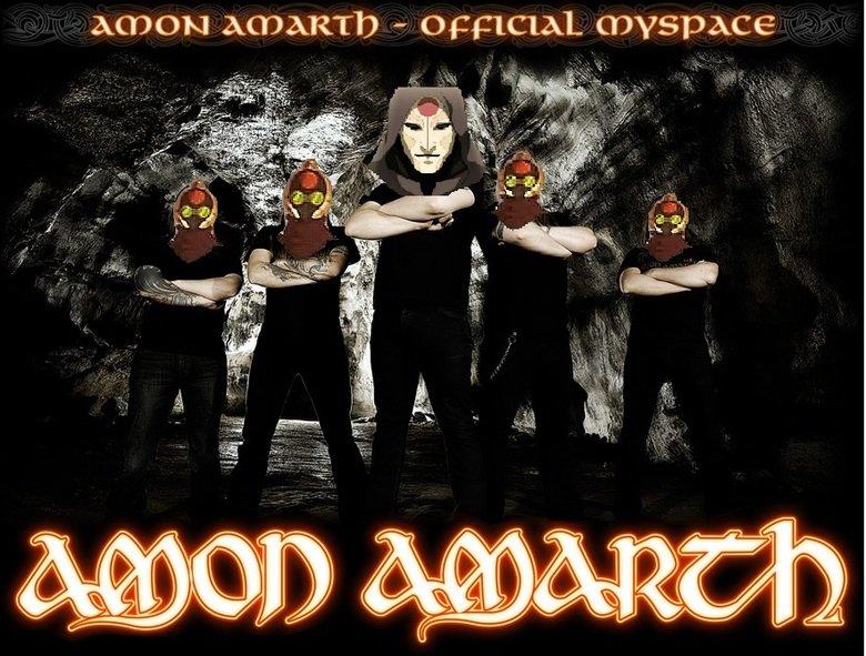Amon Amarth. . amen - myspace. myspace??? amon needs to keep up and upgrade to twitter