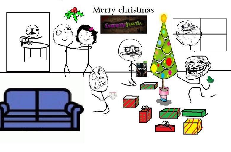 an FJ christmas. hopefully OC 4 da holidays.. you missed out Never Alone