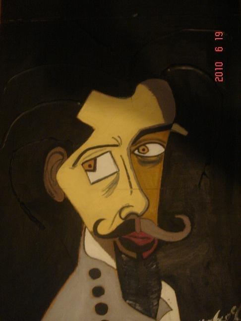 ANDRE HERRING ART. ANDRE HERRING. FUN FUNNY ARTIST