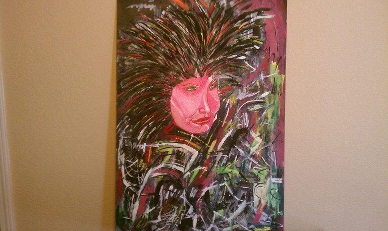ANDRE HERRING IS THE KING OF ART ART ART. ART.