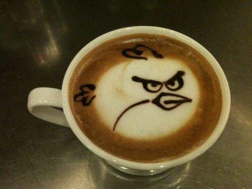 Angry Baristi. .