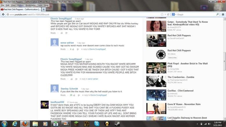 Angry Commenter. Las etiquetas son una mentira..