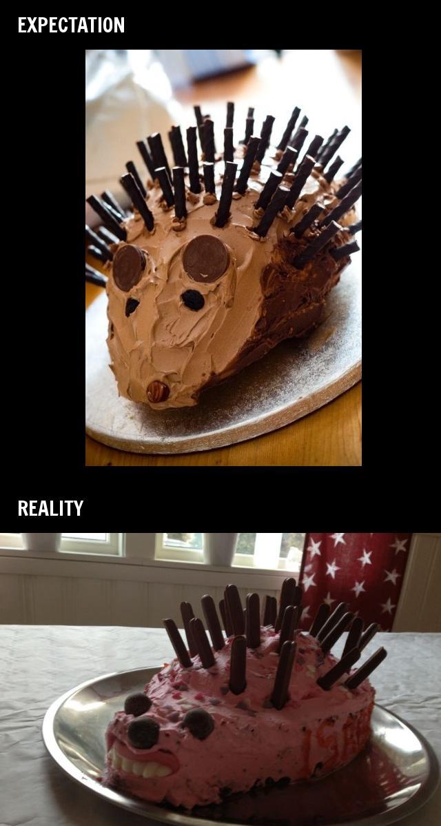 Animal cakes... .